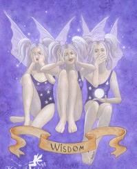 Three Wise Fairies