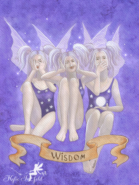 Three Wise Fairies