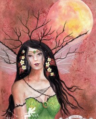 Blackthorn Faery