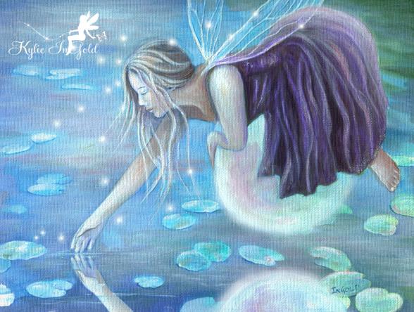Min Min Light Fairy