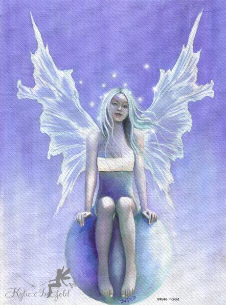 Moonstone Fairy